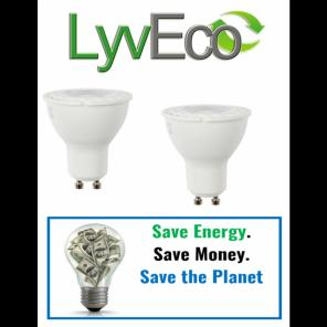 NOW IN STOCK - FULL RANGE OF LYVECO LED LAMPS
