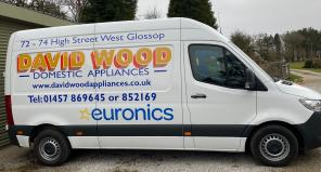 New Van Now Signwritten & In Action