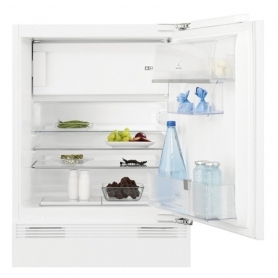 Electrolux Built Under Integrated Fridge With Icebox 60cm