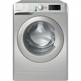 Indesit Innex 9kg Washing Machine 1400 Spin Silver