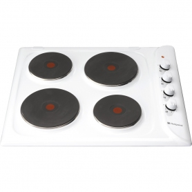 Hotpoint Solid Plate Electric Hob White