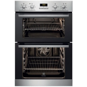 Electrolux Built In Double Oven Stainless Steel