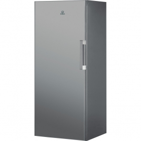 Indesit Upright Freezer Silver 142cm A+