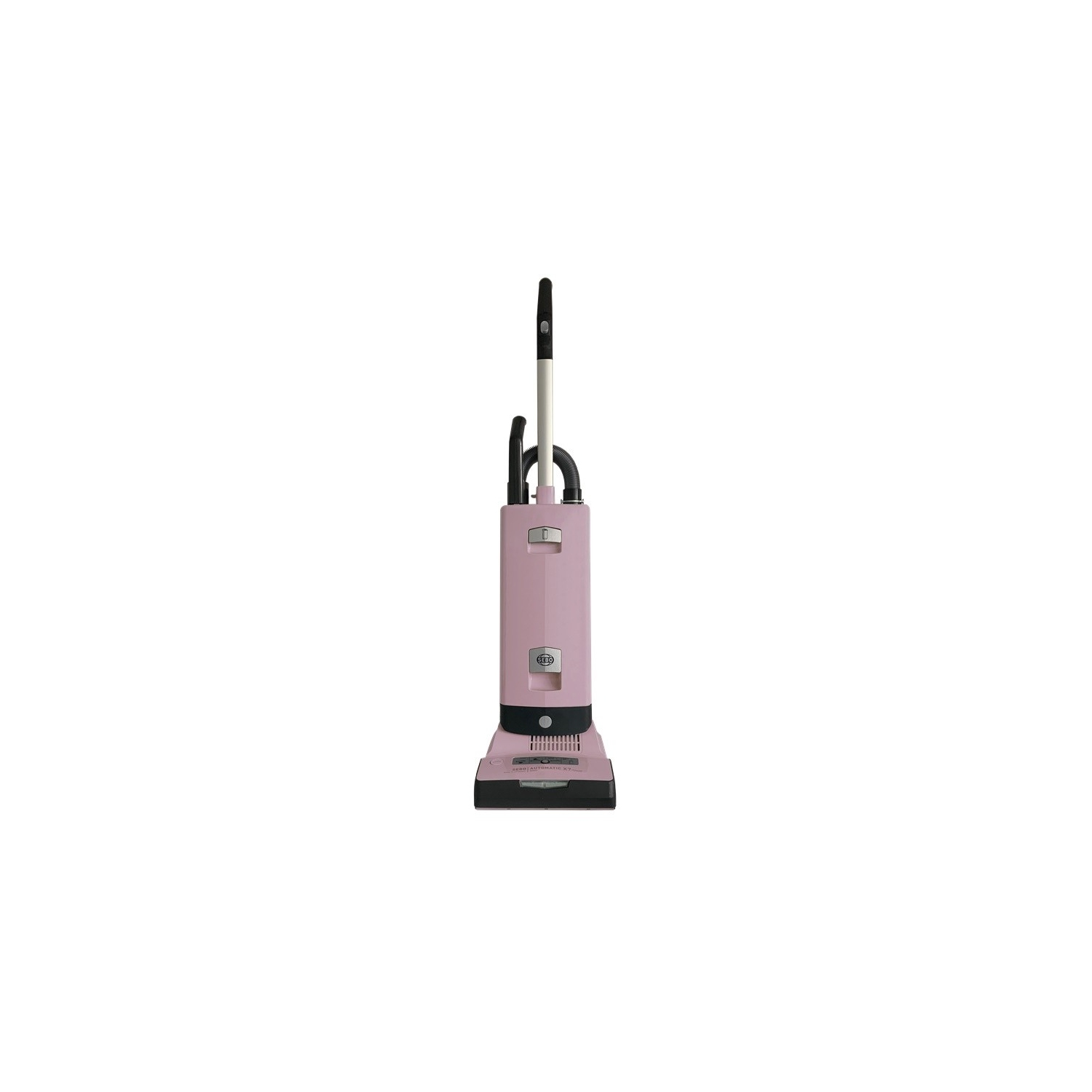 Sebo X7 Pastel Twist Pink Upright Vacuum Cleaner - 0